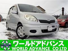 ファンカーゴXペアベンチバージョンナビスペシャル 4WD 自社保証付き