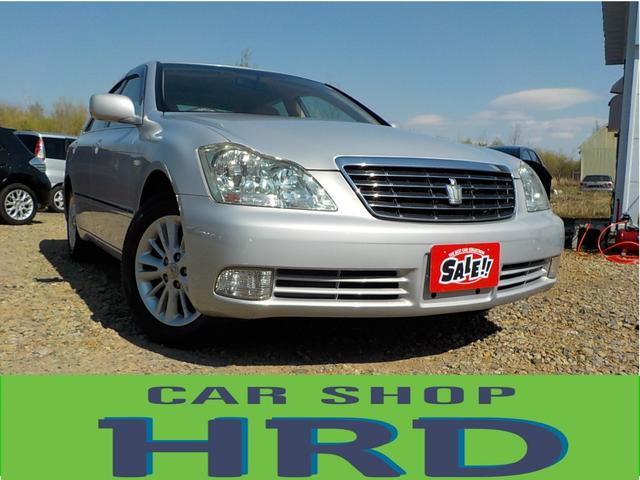 Photo of TOYOTA CROWN ROYAL SALOON I-FOUR / used TOYOTA