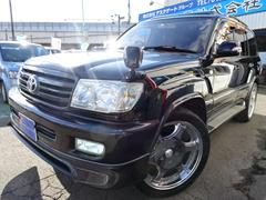 ランドクルーザー100VXリミテッド 4WD