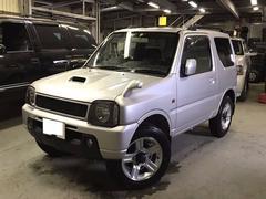 ジムニーXC・4WD 社外ヘッドライトHID・社外グリル