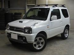ジムニーワイルドウインド・4WD・16AW・CD・MD・シートヒータ