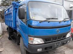 ダイナトラック強化ダンプ ワイドセミロング ディーゼルターボ