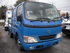ダイナトラックWキャブフルジャストロー 4WD