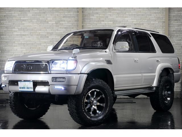 トヨタ SSR-X ワイド 4WD リフトUP MKW16AW