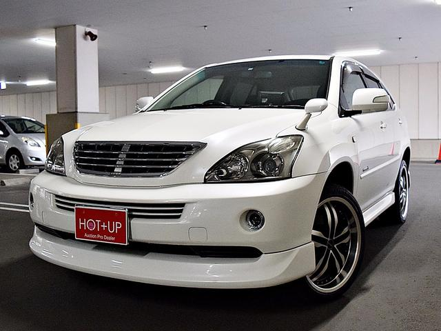 Photo of TOYOTA HARRIER HYBRID PREMIUM S PACKAGE / used TOYOTA