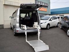 ヴォクシー2.0X 4WD 車いす昇降装置付き
