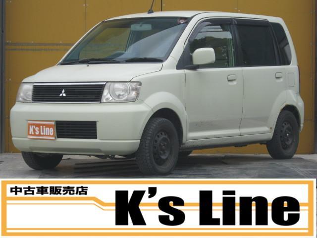三菱 eKワゴン サウンドビートエディション M 4WD (なし)