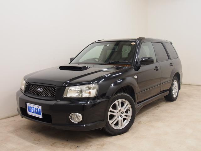 Subaru Forester Cross Sports 20t 2004 Black 96817 Km
