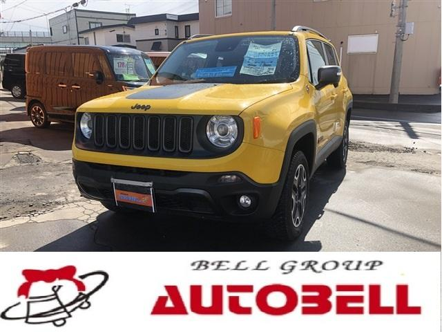 Photo of CHRYSLER_JEEP JEEP RENEGADE TRAILHAWK / used CHRYSLER_JEEP