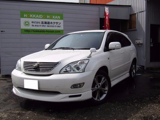 トヨタ 300G アルカンターラバージョン 4WD