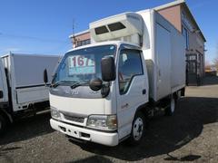 エルフトラック2t 冷蔵 冷凍 −15℃