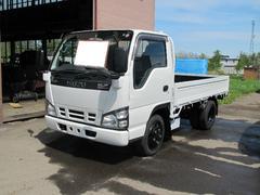 エルフトラック平ボディ 2t積み 4WD  ショート