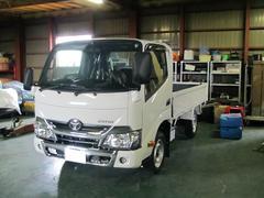 ダイナトラック1.25t積 4WD 平ボディ フル装備 未使用車