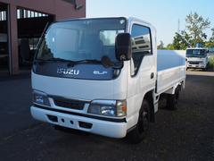 エルフトラック1.5t積 パワーゲート 平ボディ 4WD