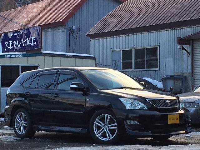 トヨタ AIRS 4WD HID ナビ