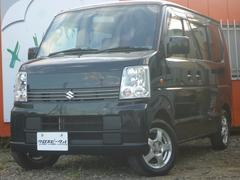 エブリイワゴンJP 4WD HDDナビ ETC 社外AW