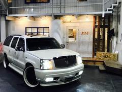 キャデラック エスカレードESV6.04WD 26AW/1No/ローダウン