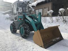 日本コベルコ LK40Z タイヤショベル ホイールローダー