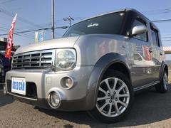 キューブトラビス オーテック 4WD フォグ 外アルミ 本州仕入