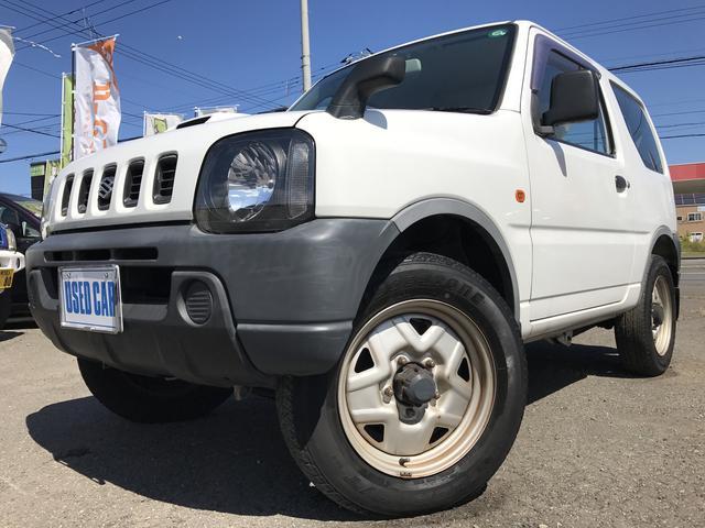 スズキ ジムニー XA 4WD ICターボ 4速オートマ 冬タイヤ...