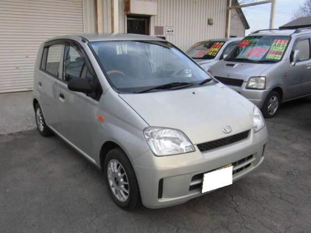 ダイハツ ミラ D 社外キーレス CD装着車 (車検整備付)