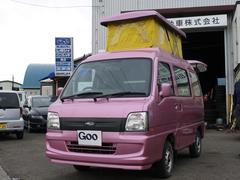 サンバートラックMT 4WD 移動販売車 AC PS