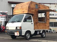 ハイゼットトラック移動販売車4WD ログハウス キッチンカー