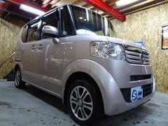 N BOXG・Lパッケージ 4WD ワンオーナー車 ナビTV