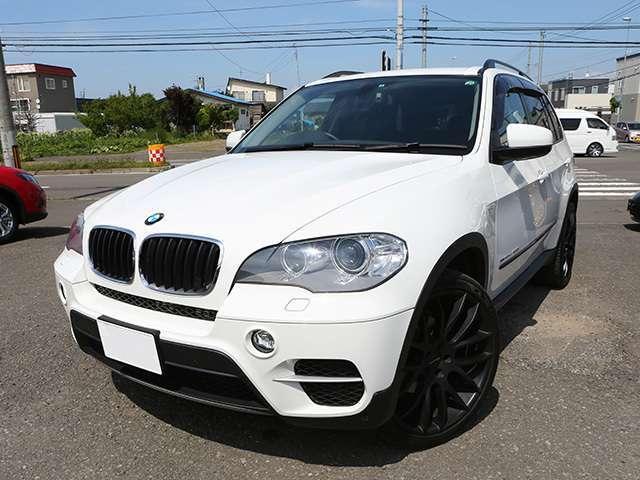 BMW X5 xDrive 35dブルーパフォーマンス (検30.9)