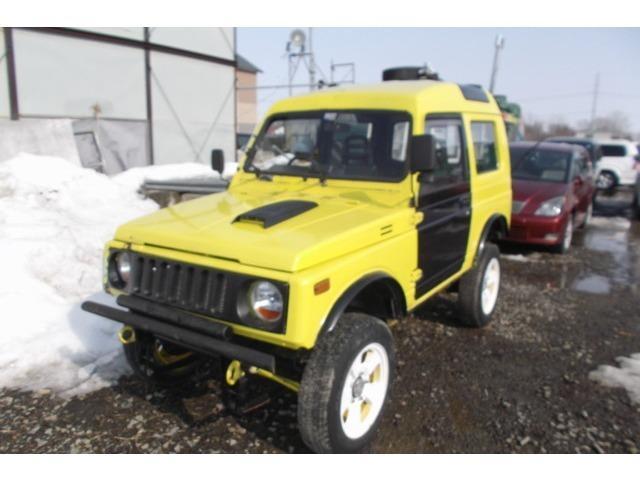 スズキ パノラミックルーフ EC 4WD アルミホイール リフトUP