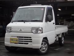 ミニキャブトラック4WD エアコン スタッドレスタイヤ付
