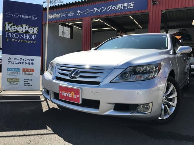 レクサス LS LS600h 4WD ナビ フルセグTV ETC ...