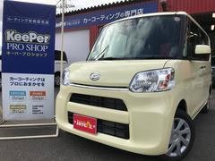 タントX SAIII 4WDドラレコパック 展示デモカー
