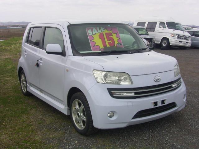 ダイハツ クー CX−リミテッド 4WD (なし)