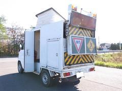 ミニキャブトラックTL 現場用トイレ 4WD