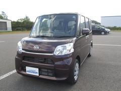 タントX SAII  4WD
