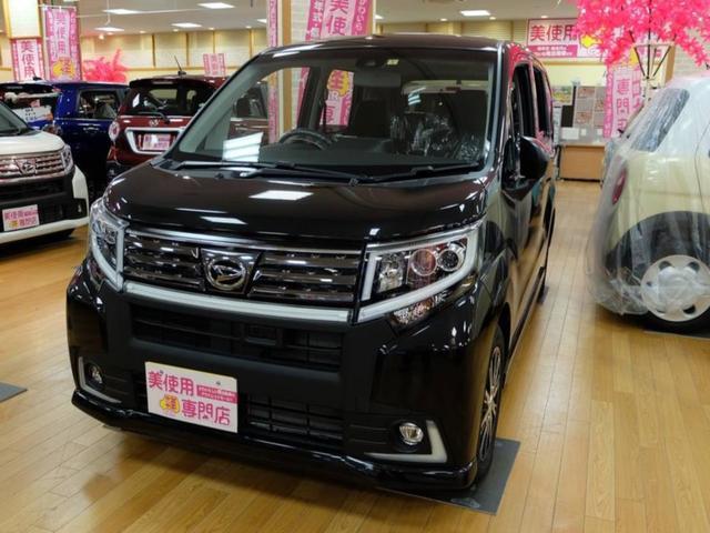 ダイハツ カスタム X ハイパーSAII 4WD