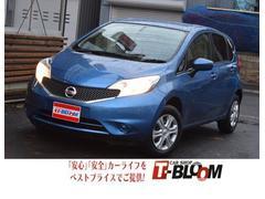 ノートX FOUR 4WD ナビ TV ETC プッシュスタート