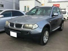 BMW X32.5i AWD キーレス CD 純正アルミ