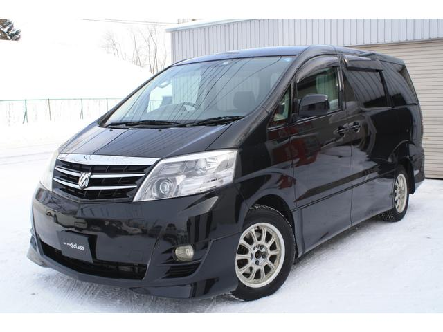 Photo of TOYOTA ALPHARD G AS / used TOYOTA
