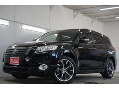 ヴァンガード240S 4WD・車高調・ワーク19・エアロ・黒内装・本州車