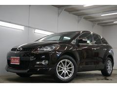 CX−7クルージングPKG 4WD・黒本革・BOSE・ダムドエアロ