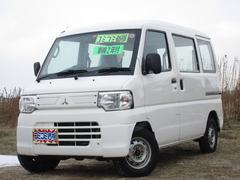 ミニキャブバンCD・4WD・ハイルーフ