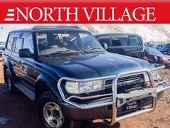 ランドクルーザー80VXリミテッド 4WD 禁煙車 寒冷地 1年保証 サンルーフ