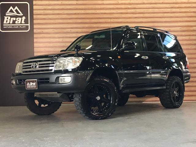 Photo of TOYOTA LAND CRUISER 100 VX LIMITED G SELECTION TOURING EDITION / used TOYOTA