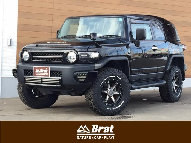 Photo of TOYOTA FJ CRUISER OFFROAD PACKAGE / used TOYOTA