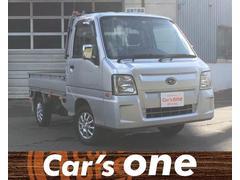 サンバートラックTB 4WD カスタム 社外ナビ・アルミ・車検2年付き