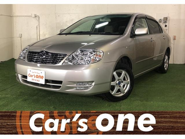 Photo of TOYOTA COROLLA LUXEL NAVI EDITION / used TOYOTA