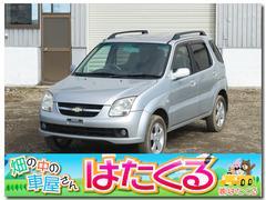 シボレー クルーズX 4WD 社外オーディオ 純正アルミ
