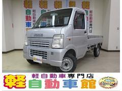 キャリイトラックKC マニュアル車 エアバック付 4WD